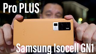 Vivo X50 Pro+ Hands-On: Samsung's 50-MP GN1 Sensor