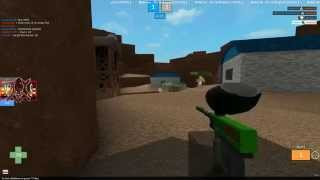 preview picture of video '[ROBLOX] Mad Paintball: Dealing With Speedhackers...'