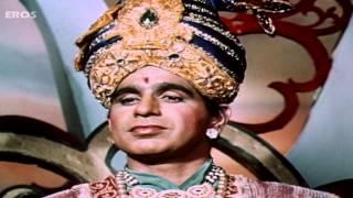 Nadira Dances In Front Of Dilip Kumar  Aan