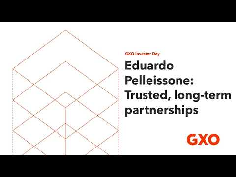 GXO Investor Day: Trusted, long-term partnerships