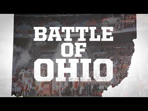 The Battle of Ohio: Browns vs. Bengals | Cleveland Browns