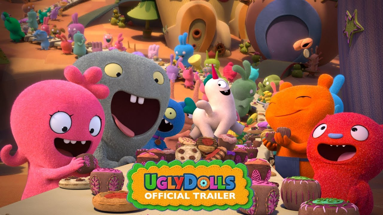 Video trailer för UglyDolls | Official Trailer [HD] | Coming Soon To Theaters