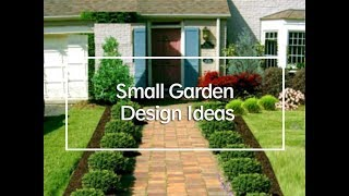 TOP 20 Beautiful Small Front Garden Design Ideas