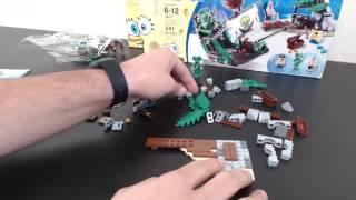 Live Build - LEGO Spongebob Sets 3817 and 3818