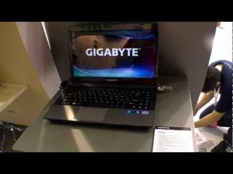 Gigabyte U2440 Ultrathin Notebook (EN)