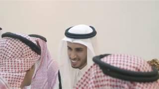 زواج ناصر عبدالله الخريف