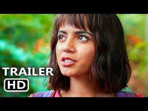 DORA THE EXPLORER Trailer # 2 (NEW 2019) Boots, Swiper, Isabela Moner Movie HD