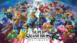 Super Smash Bros. Ultimate - Live Stream #5 (FFA Open Lobbies)