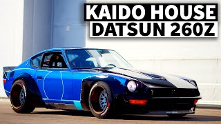 JDM Swap Meet Hero: The Kaido House Datsun 260z