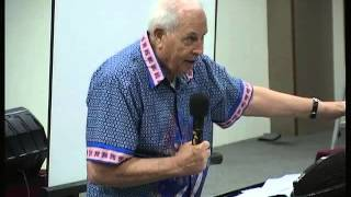 preview picture of video 'Church Camp Session 3 - excerpts of sermon by Rev. Dr. Jerry Horner on 16th August 2013.'
