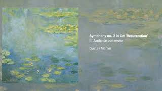 Symphony no. 2 in Cm 'Resurrection'