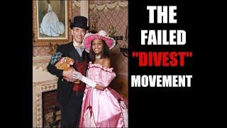 Tariq Nasheed: The Failed Divest Movement
