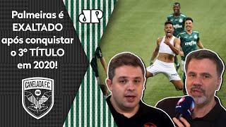 'O Palmeiras fez o que ninguém na história havia conseguido'