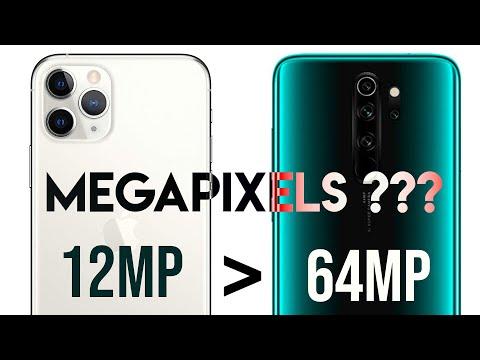 Does MEGAPIXELS really matter in Smartphones?