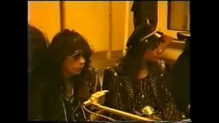 Lords Of The New Church Radio Interview 1988
