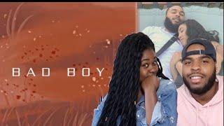 QUEEN NEVER HAD A BAD BOY 😜😱  Queen Naija   Bad Boy  (Official Audio)   REACTION!!!