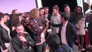 ESCKAZ in Amsterdam: Eurovision In Concert welcome speeches