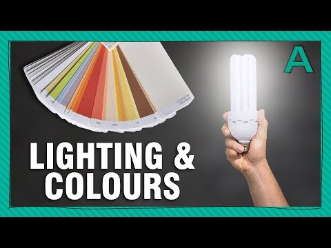 How Colours Affect Lighting Design | ARTiculations