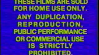Opening & Closing To Close Encounters Of The Third Kind (Special Edition) 1980 VHS
