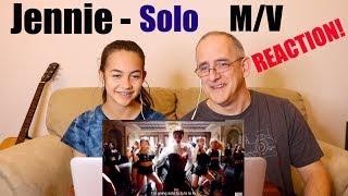 JENNIE   'SOLO' MV (from BLACKPINK) | REACTION