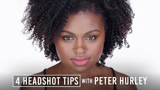 5 Quick Tips for Getting a Great Headshot | Peter Hurley