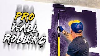 Roll Walls Like A PRO!