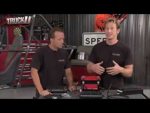 Speedwire Systems TruckU 609 - Two Guys Garage
