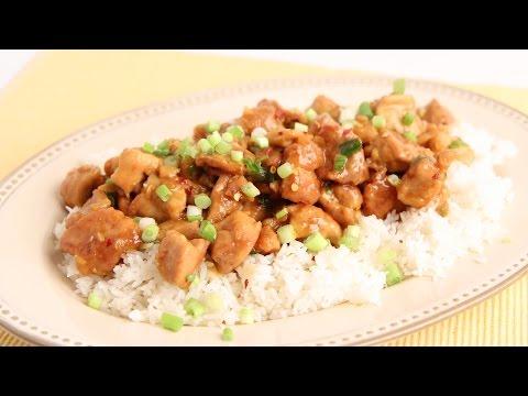 Homemade Orange Chicken Recipe – Laura Vitale – Laura in the Kitchen Episode 794