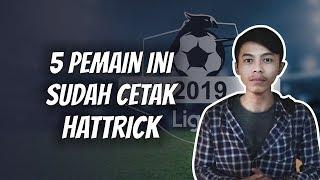 WOW TODAY: Daftar Pencetak Hattrick di Liga 1 2019