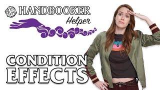 Handbooker Helper: Condition Effects