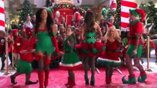 Full Performance of  Here Comes Santa Claus  from  Previously Unaired Christmas    GLEE medium