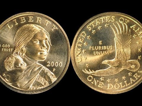 Search Your Change For This Rare Sacagawea Gold Dollar Variety - What Makes It Worth So Much? Mp3