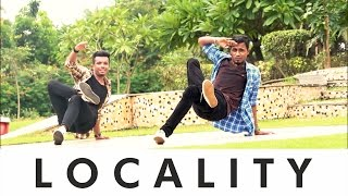 Locality Boys - GV Prakash Kumar Dance | Santosh & Mithun Choreography