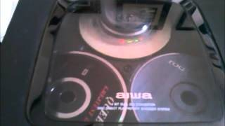 Gambar cover Mini System Aiwa NSX V900