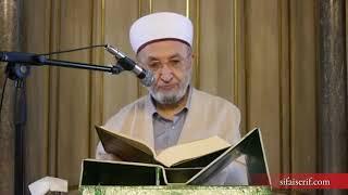 Kısa Video: Bera bin Azib Hz.leri Peygamber Efendimiz'in Güzelliğini Anlatıyor