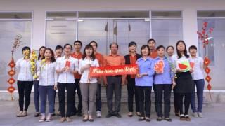 Ô mai Hồng Lam chúc mừng năm mới - Xuân Bính Thân 2016