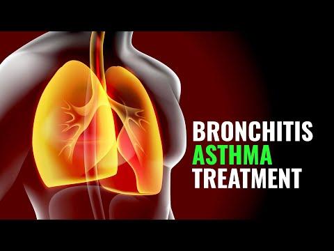 Video Bronchitis Asthma Treatment Lungs Repair Binaural Beats  Pure | Good Vibes