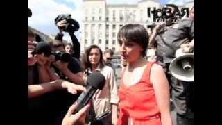 В центре Москвы разогнан гей-парад
