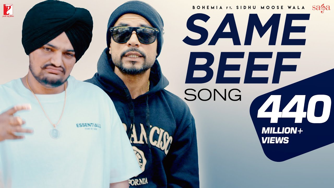 Download Same Beef by Sidhu Moose Wala Mp3 Song Download MR