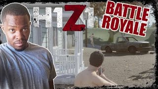 Battle Royale H1Z1 Gameplay - STILL IN TIMEOUT! | H1Z1 BR Gameplay