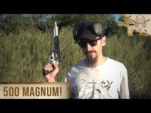 Os 3 revólveres mais fortes do mundo X Melões hostis! - Covil do Lobo Ep.19