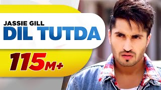 Best wishes to my bro Jassie Gill for his new track Dil Tutda