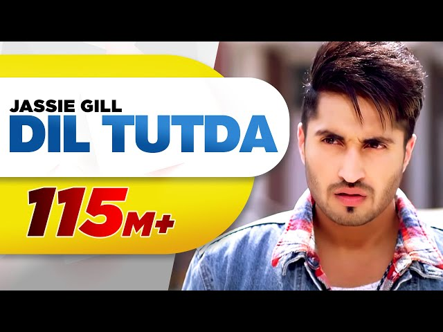 Dill Tutda Full Video Song HD | Jassi Gill | Arvindr Khaira | Latest Punjabi Song 2017