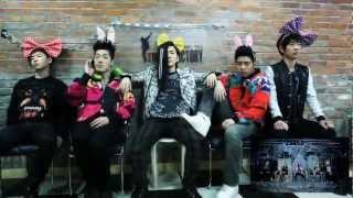"BIGBANG - ""Fantastic Baby"" Parody by Trend Factory"
