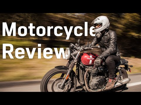 Triumph Street Twin Review at RevZilla.com