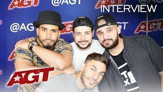 Interview: Berywam Tells Us Their Goals For Beatboxing After AGT - America's Got Talent 2019 thumbnail