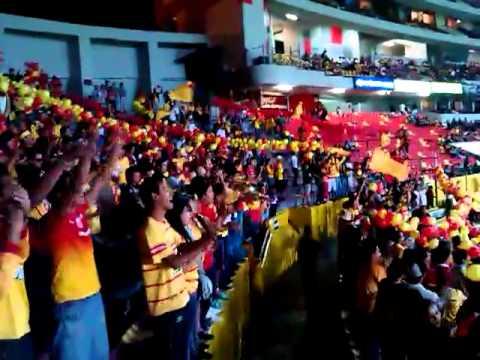 """""""Locura 81 vs queretaro 2013"""" Barra: Locura 81 • Club: Monarcas Morelia"""