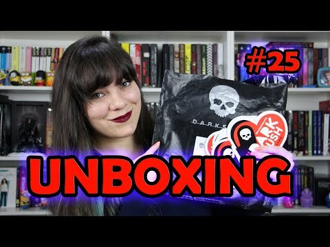 Unboxing DarkSide Books #25
