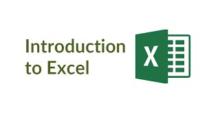 Introduction to Microsoft Excel: Structure of a Microsoft Excel Spreadsheet