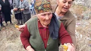 დაპირისპირება კუმურდოში – ადგილობრივებმა სპეცრაზმს ქვები დაუშინეს